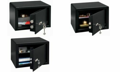 BURG-GARDE MEUBLES utilisation-Coffre-fort Pointsafe P 1 S noir