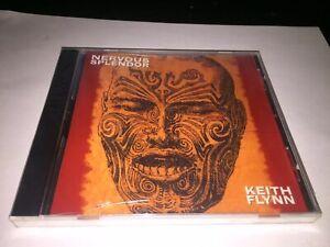 New-Sealed-Keith-Flynn-Nervous-Splendor-Cd-Crystal-Zoo-Rock-Gospel