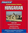 Conversational Hungarian by Pimsleur (CD-Audio)