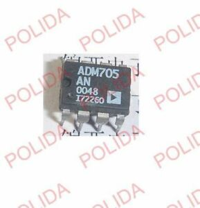 5pcs AD822ANZ AD822AN exploité AMP IC Analog Devices DIP-8