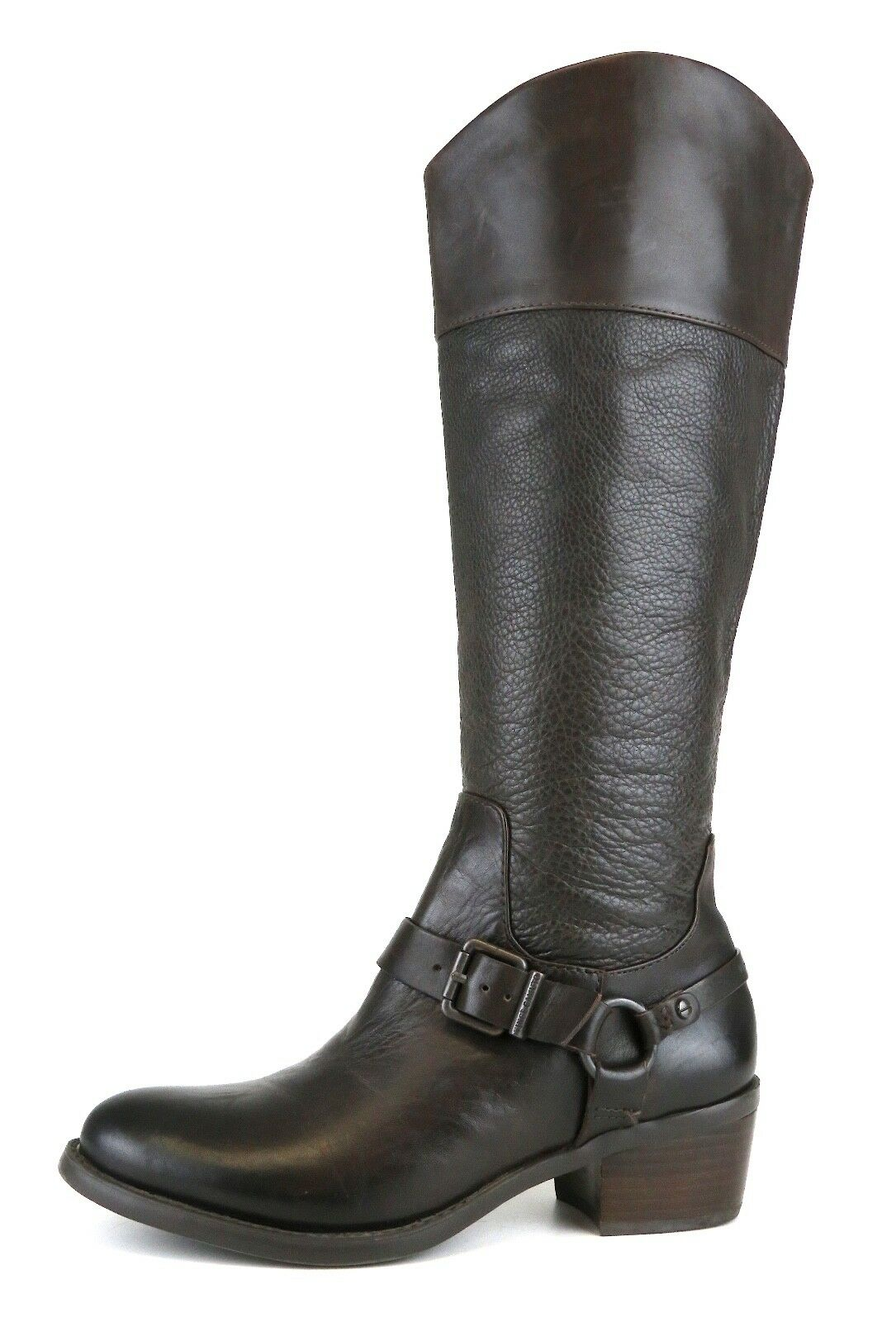 Vince Camuto Sz Brunah Tall Pelle Boot Brown Donna Sz Camuto 6.5 M 5440 * f60066