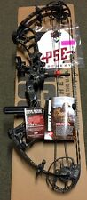 "PSE BRUTE FORCE  R/H 60/ 70# 25-31"" DRAW RIGHTHAND S2 camo Package"