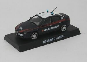 Carabinieri-Alfa-Romeo-159-Gazzella-2006-1-43-Diecast