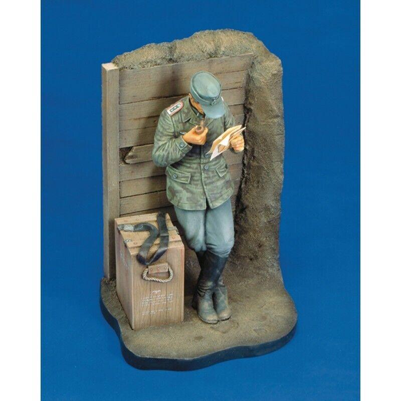 1 16 120MM RESIN Figura ROYAL MODEL, GERMAN SOLDIER, CRIMEA, 1943. NEW.