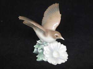 """4/"""" Glazed Bird Figurine YX5862A-4"""