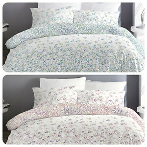 Fusion-OMBRE-LEOPARD-SPOTS-Easy-Care-Duvet-Cover-Set