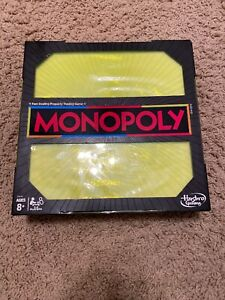 New Monopoly Neon Pop family board games fun playing party friends