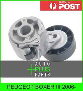 Fits-PEUGEOT-BOXER-III-2006-Belt-Tensioner-Pulley-Bearing-Assembly