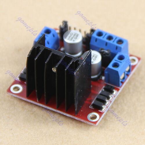 L298N DC Stepper Motor Dual H Bridge Drive Controller Board Module for Arduino