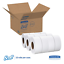 Details about  /Scott Essential Jumbo Roll JR 2-PLY 67805 12 Rolls Commercial Toilet Paper