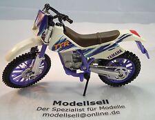 Crossbike Yamaha TT250R von Maisto im Maßstab 1:18 Modellmotorrad