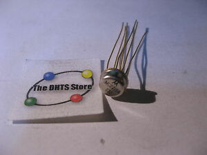 MD2219A-Motorola-Dual-NPN-Silicon-Transistor-Si-Gold-Leads-NOS-Qty-1