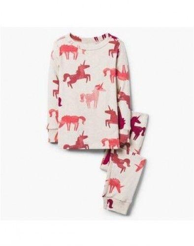 NWT Gymboree Girl Pajamas Long Sleeve Top and Pants