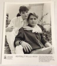 "Beverly Hills, 90210 promo Photo1990 Fox Broadcasting 'Brenda & Brandon"" 8x10"