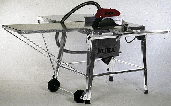 Atika Tischkreissäge 3,0 KW/ HT315/ WS Motor R 230 V