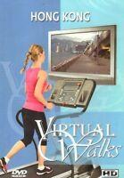 Hong Kong Virtual Walk Walking Treadmill Workout Dvd Ambient Collection