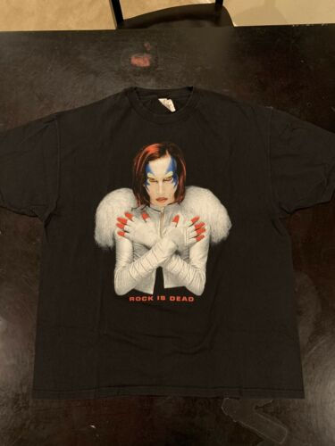 Vintage Marilyn Manson Mechanical Animals Shirt