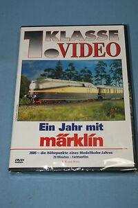 Marklin DVD A Year with Märklin 2005