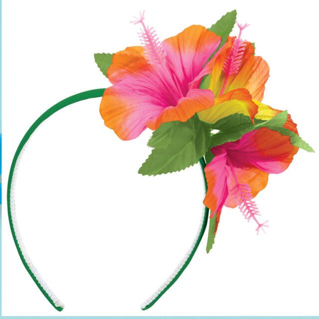 New Hawaiian Hibiscus Headbands