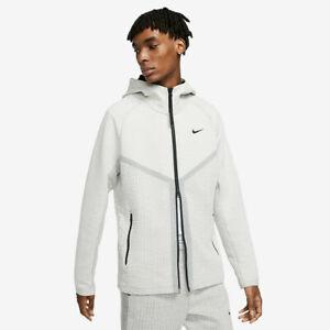 Conexión Ecología sitio  Nike Sportswear Tech Pack Brisaveloz para hombre Sudadera con cremallera  completa XL Marfil Hueso | eBay
