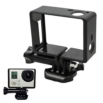 Border Standard Frame Mount Protected Housing Case For Gopro Hd Hero 3 3+ Camera