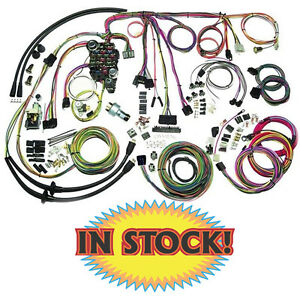 details about american autowire 500434 1957 chevy car classic update wiring harness Battery Tender Wiring Harness