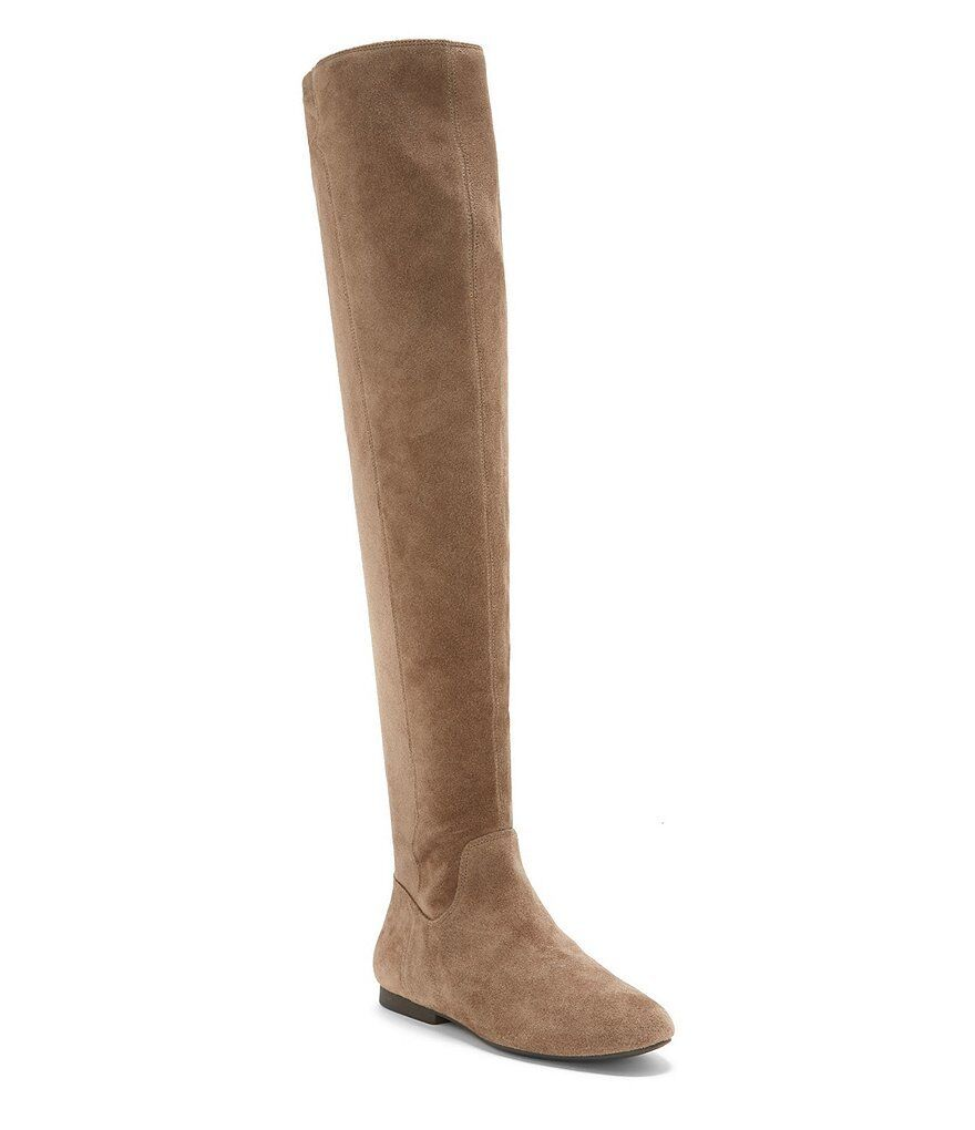 LUCKY BRAND GAVINA SUEDE OVER THE KNEE BOOTS  7.0 NEW IN BOX