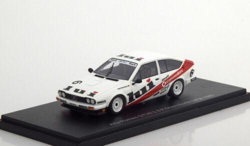 DPM Oberndorfer 1985 1:43 Neo Alfa Romeo GTV6 2.5 #6