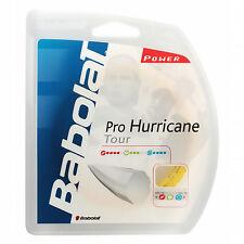 Babolat Tennis String - Pro Hurricane Tour 1.25mm/17G - Free UK P&P