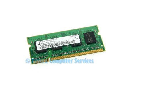 CA69 HYS64T64020HDL-3.7-A QIMONDA LAPTOP MEMORY 512MB 2RX16 PC2-4200S-444-11-A0