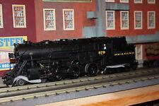 K-line 0 scale Die-cast steam loco 4-6-6T tank engine #K3481-0379CC Reading 0-31