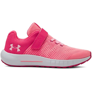 Under Armour Girls UA Pursuit Graphic Lightweigth Mesh Athletic Shoes 3021895