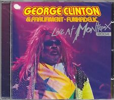 GEORGE CLINTON AND PARLIAMENT FUNKADELIC-LIVE AT MONTREUX 2004-CD  NEU&OVP!