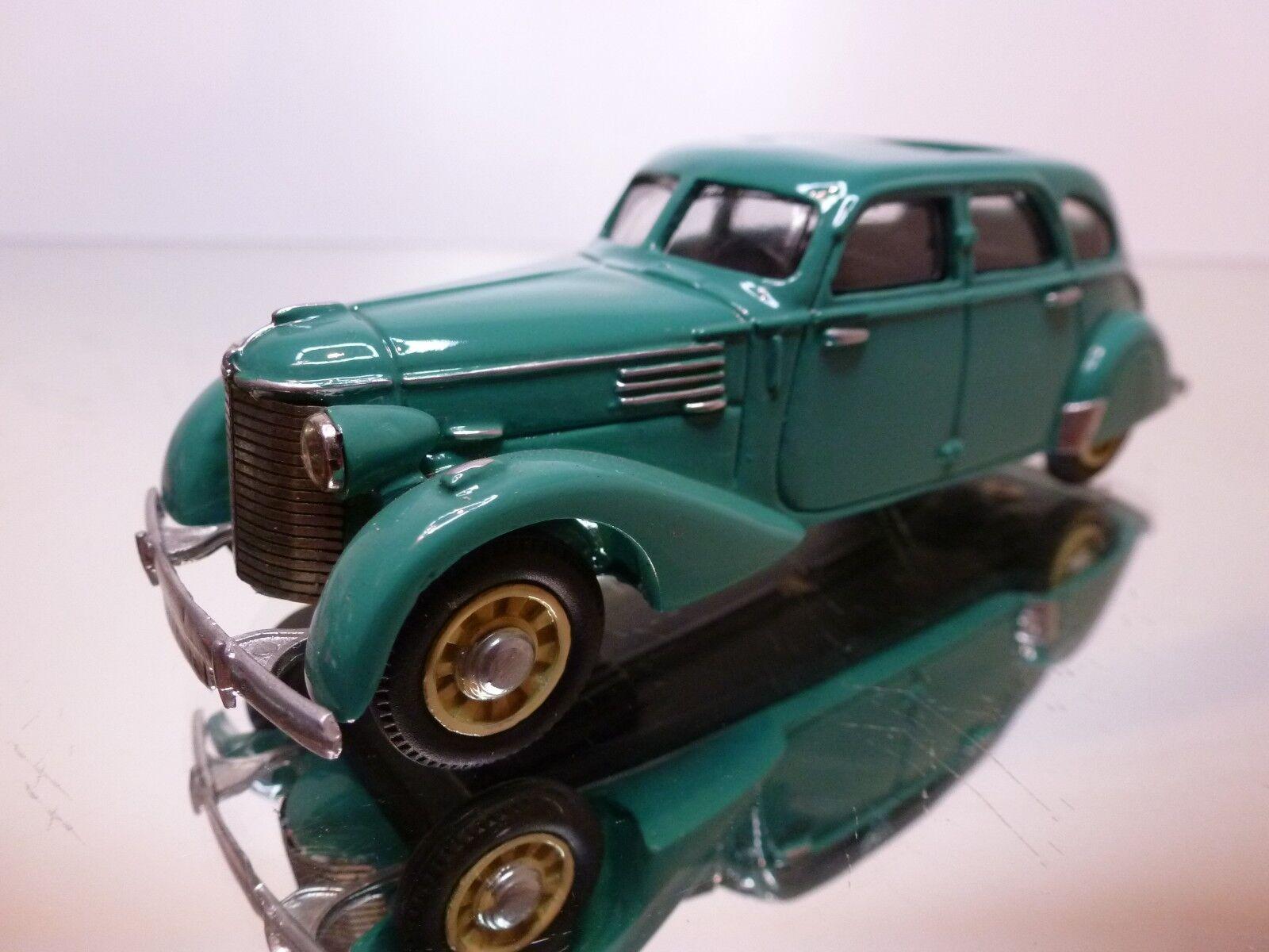 MINIROUTE 74 BERLIET DAUPHINE 1939 1939 1939 - verde 1:43 - EXCELLENT - 17/16 21f9bd