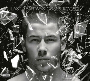 NICK-JONAS-Last-Year-Was-Complicated-Deluxe-2016-18-track-CD-digipak-NEW-SEALED