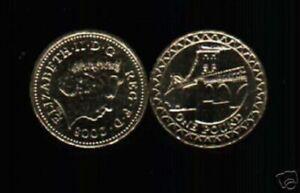 one pound coin 2005 tower bridge