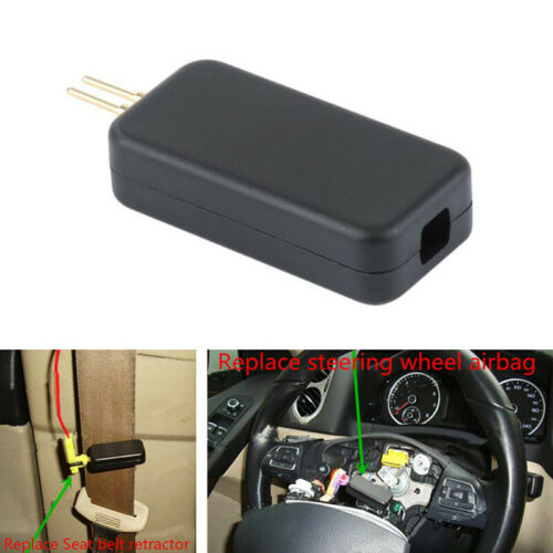 2X//set plastic shell Auto Car Airbag Emulator resistor for Airbag SRS System TH