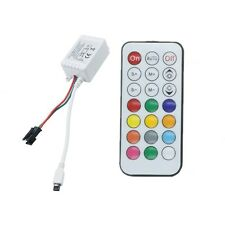 21 Keys IR Remote Controller for WS2811 WS2812B LED Flexible Strip Light DC5-24V