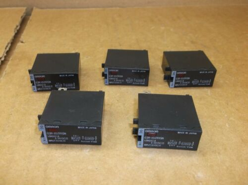 Details about  /G3R-IDZR1SN-DC5 Omron PLC SSR Relay G3RIDZR1SNDC5 G3R-IDZR1SN DC5 G3RIDZR1SN