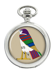 Horus-God-of-the-Sky-Pocket-Watch