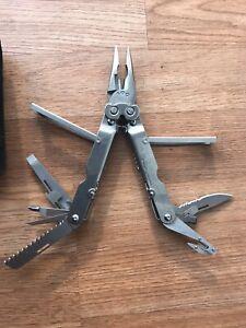 SOG Multi-Tool With Sheath