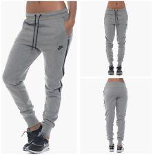 Nike Ladies Tech Fleece Jogging Pants ~ 683800 091 ~ U.K. Size Medium