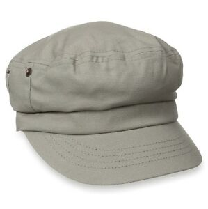 Kangol CANVAS FISHERMAN Cap Army Military Driving Hat Putty K0930FA ... 5c947ca37262