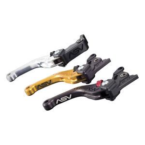 ASV-Clutch-Lever-Black-Short-For-Suzuki-2000-TL1000R-Y