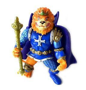 King-Lionheart-Vintage-TMNT-Ninja-Turtles-Action-Figure-w-Staff-1992-Playmates