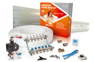 Prowarm Low Profile Multi Room Water Underfloor Heating Kit All Sizes Ebay