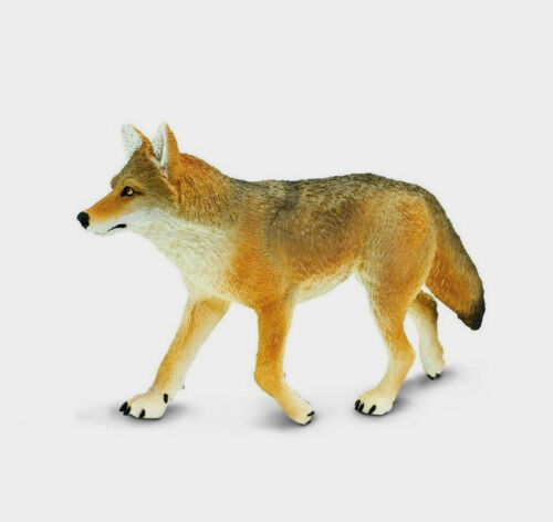 Safari Products COYOTE Replica #113089 Wildlife Wonders~ FREE SHIP//USA w// $25