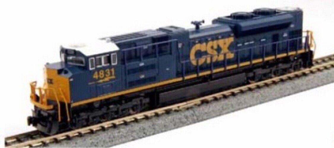 Locomotora Kato 176-8437-D N escala SD70ACe  CSX   4850