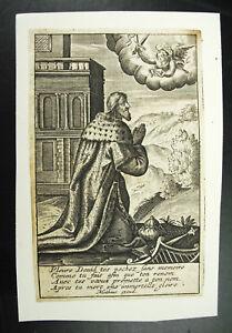 David-in-Prayer-Mathieu-Engraving-Biblical-Xviie-Antique-Religious-Print-Bible
