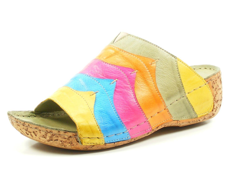 032201 02 Gemini Clogs Pantoletten Damen Schuhe
